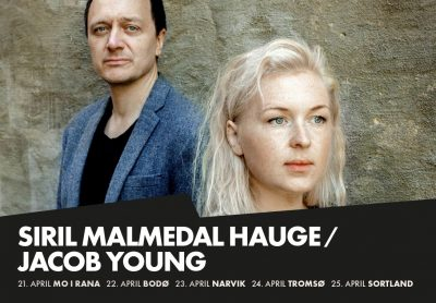 Siril Malmedal Hauge og Jacob Young