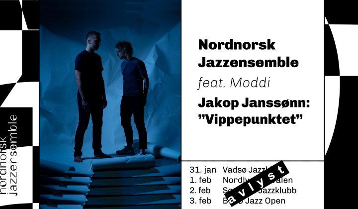 Lansering av Nordnorsk Jazzensemble utsatt